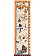 Playful Pups Bookmarks from Mary Engelbreit