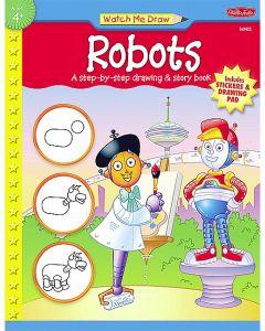 Watch Me Draw: Robots