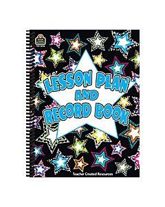 Fancy Stars Lesson Plan & Record Book