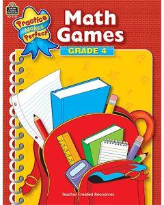 Math Games (Gr. 4)
