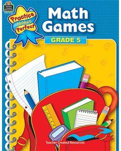 Math Games (Gr. 5)