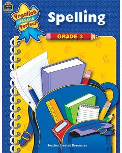 Spelling, Grade 3
