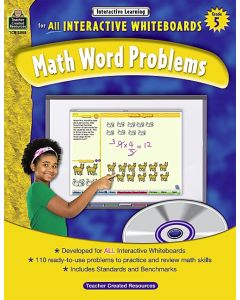Interactive Learning: Math Word Problems (Gr. 5)