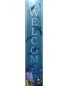 Welcome Banner from Wyland