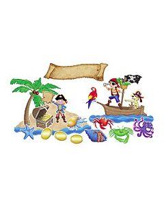 Island Adventure Bulletin Board
