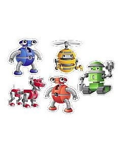 Robots Accents