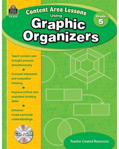 Content Area Lessons Using Graphic Organizers (Gr. 5)