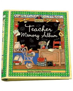Teacher Memory Album