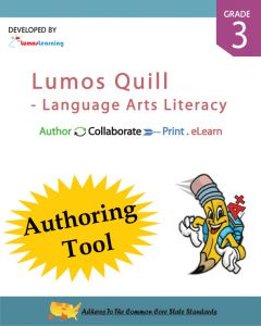 Lumos Quill Language Arts Literacy - Grade 3