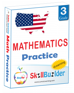 StepUp Skill Builder - Grade 3 Math