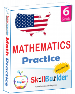 StepUp Skill Builder - Grade 6 Math