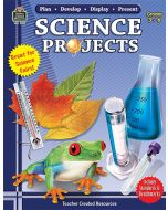 Plan-Develop-Display-Present Science Projects (GR. 3-6)