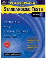 Prepare & Practice for Standardized Tests (Gr. 4)