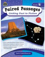 Paired Passages: Linking Fact to Fiction (Gr. 4)