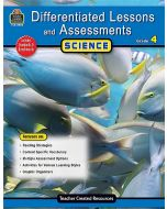 Differentiated Lessons & Assessments: Science (Gr. 4)