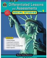 Differentiated Lessons & Assessments: Social Studies (Gr. 5)