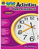 101 Activities for Fast Finishers (Gr. 4)