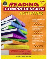 Reading Comprehension Activities (Gr. 5–6)