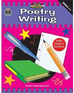 Poetry Writing Grades 3-5 (Meeting Writing Standards Series)