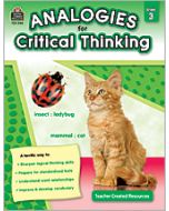 Analogies for Critical Thinking (Gr. 3)