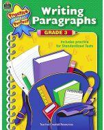 Writing Paragraphs Grade 3