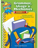 Grammar, Usage & Mechanics (Gr. 3)
