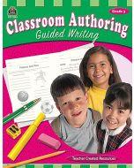 Classroom Authoring Grade 3