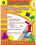 Daily Warm-Ups: Problem-Solving Math (Gr. 3)