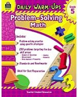 Daily Warm-Ups: Problem-Solving Math (Gr. 5)
