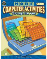 MORE Computer Activities Through the Year (Gr. 4 to 8)