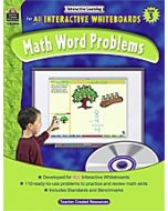 Interactive Learning: Math Word Problems (Gr. 3)