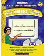 Interactive Learning: Daily Sentence Editing (Gr. 5)