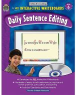 Interactive Learning: Daily Sentence Editing (Gr. 6)