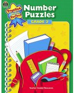 Number Puzzles (Gr. 3)