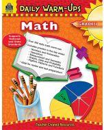 Daily Warm Ups: Math (Gr. 3)