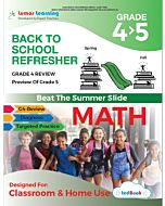 Back to School Refresher tedBook - Grade 4>5 Math, Teacher Copy