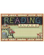 Reading Awards from Susan Winget
