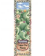 Reading Takes You Places Bookmarks from Debbie Mumm