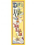 Books Fall Open Bookmarks from Mary Engelbreit