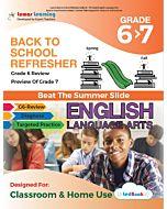 Back to School Refresher tedBook - Grade 6>7 ELA, Teacher Copy