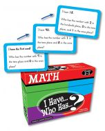 I Have, Who Has Math Game (Gr.3)
