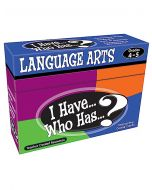 I Have, Who Has Language Arts Game (Gr. 4-5)