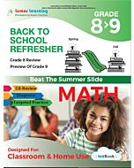 Back to School Refresher tedBook - Grade 8>9 Math, Teacher Copy