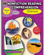 Nonfiction Reading Comprehension: Science (Gr. 4)