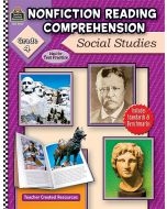 Nonfiction Reading Comprehension: Social Studies (Gr. 4)