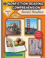 Nonfiction Reading Comprehension: Social Studies (Gr. 5)