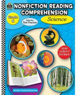 Nonfiction Reading Comprehension: Science (Gr. 6)