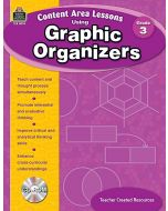 Content Area Lessons Using Graphic Organizers, Grade 3