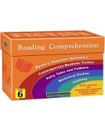 Fiction Reading Comprehension Cards (Gr. 6)