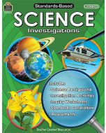 Standards-Based Science Investigations (Gr. 3)